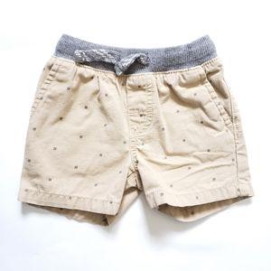 6M Carter's Tan Shorts
